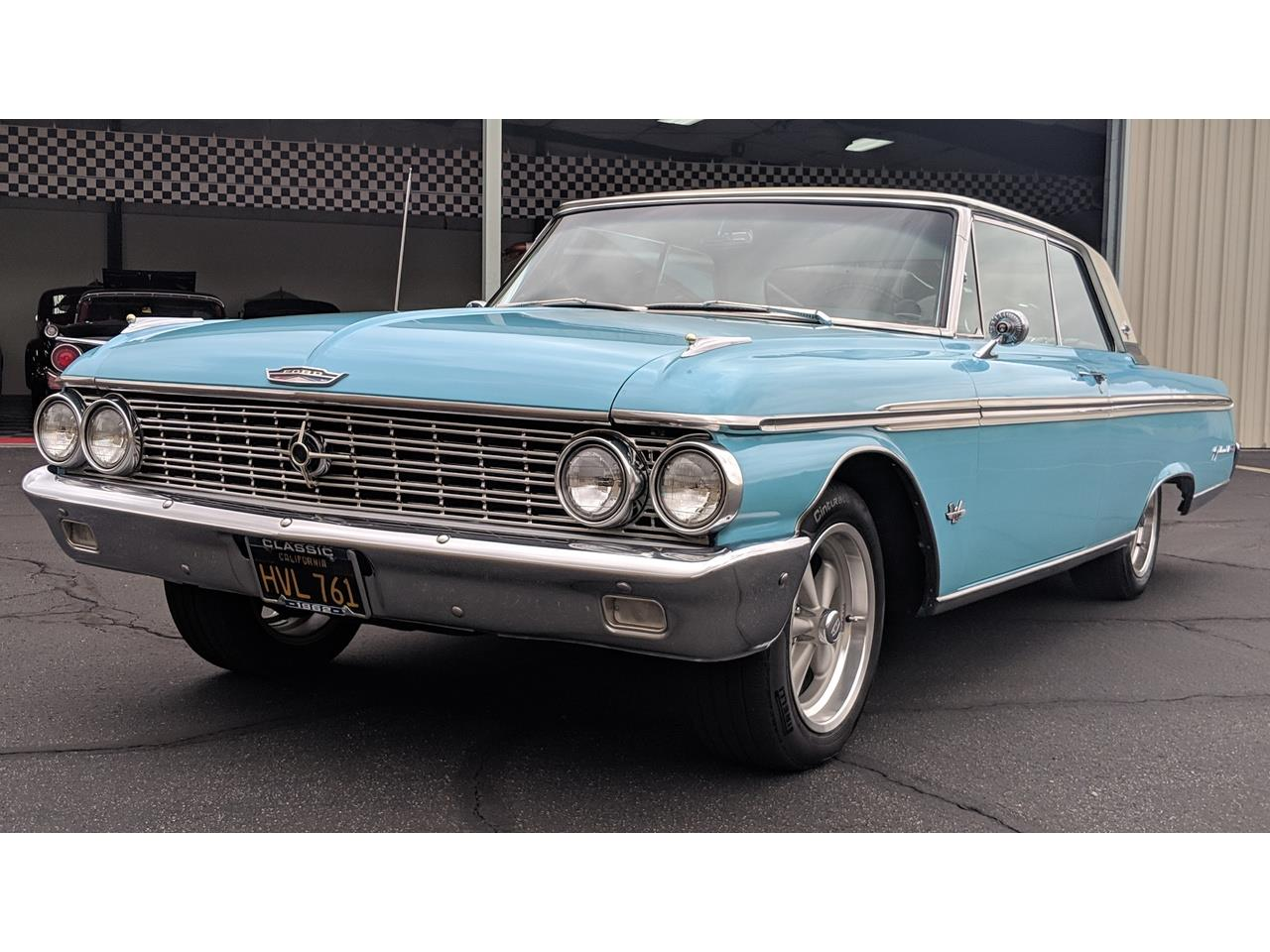 Large Picture of 1962 Galaxie 500 XL located in North Pheonix Arizona - PQ6R
