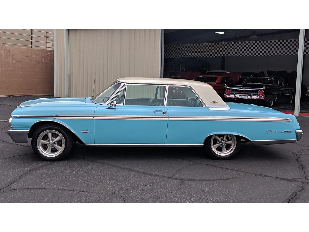 Large Picture of 1962 Galaxie 500 XL located in North Pheonix Arizona - $25,900.00 - PQ6R