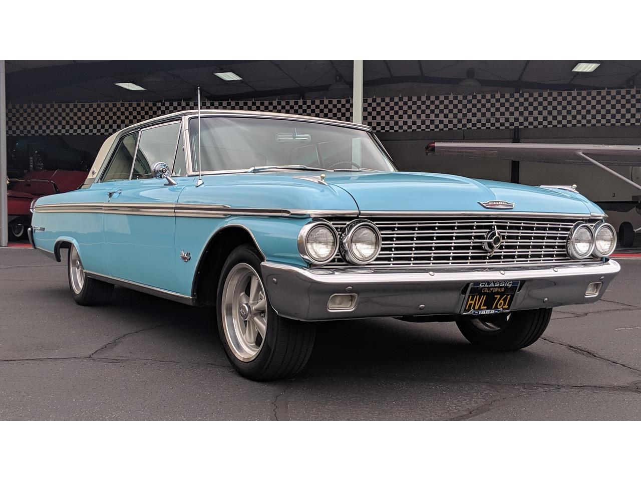 Large Picture of Classic '62 Galaxie 500 XL - $25,900.00 - PQ6R