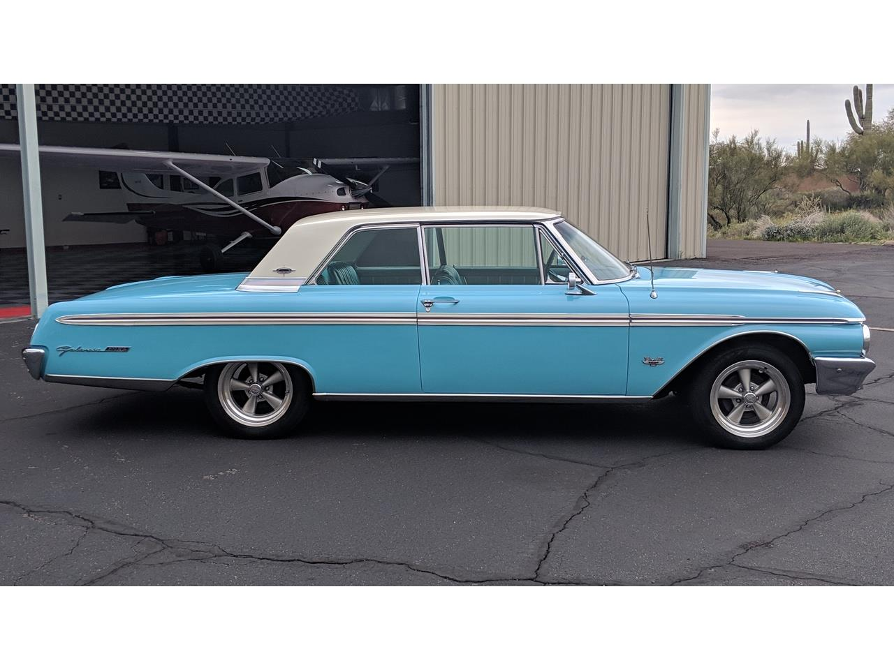 Large Picture of Classic 1962 Ford Galaxie 500 XL - $25,900.00 - PQ6R