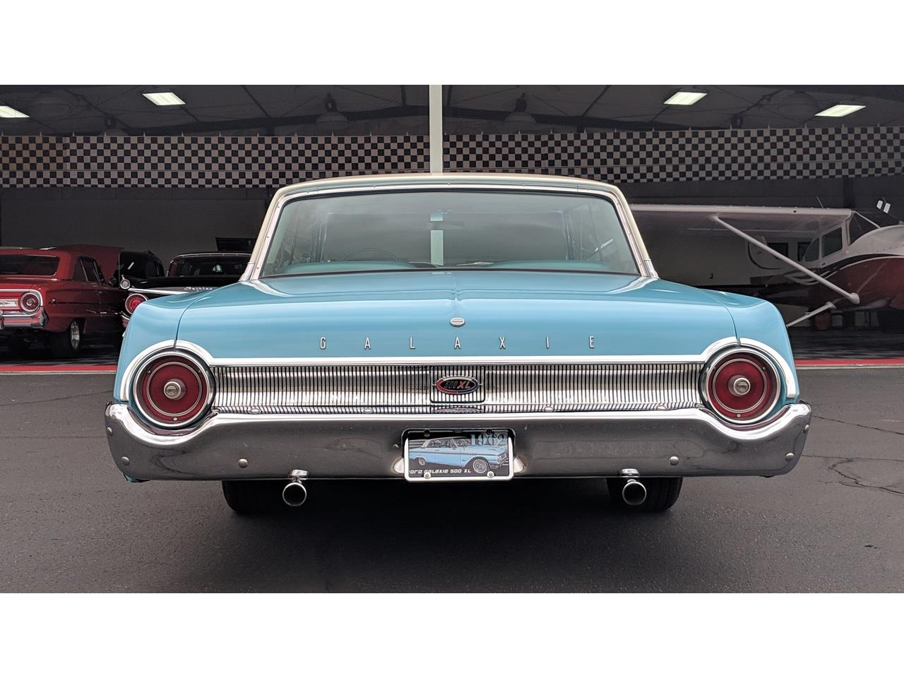 Large Picture of Classic 1962 Ford Galaxie 500 XL - $25,900.00 Offered by a Private Seller - PQ6R