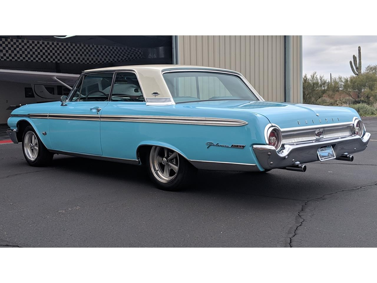 Large Picture of '62 Ford Galaxie 500 XL located in North Pheonix Arizona - $25,900.00 - PQ6R
