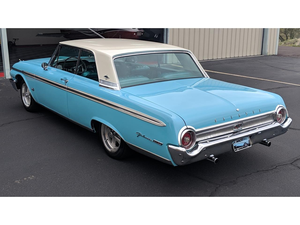 Large Picture of '62 Galaxie 500 XL Offered by a Private Seller - PQ6R