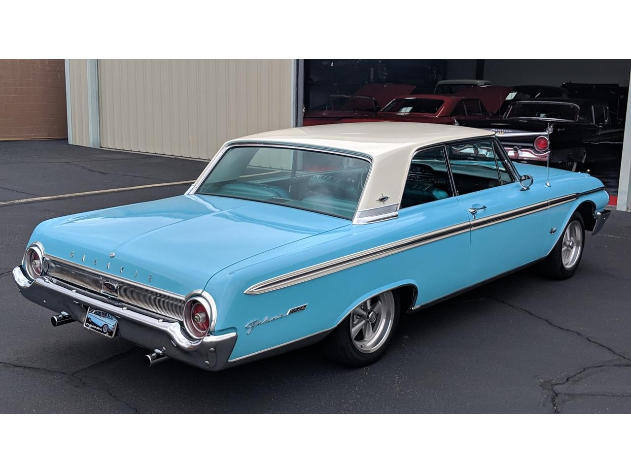 Large Picture of 1962 Ford Galaxie 500 XL located in North Pheonix Arizona - $25,900.00 Offered by a Private Seller - PQ6R