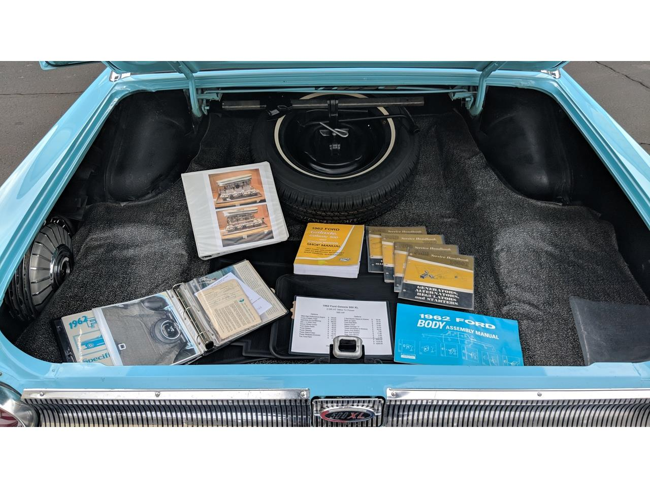 Large Picture of Classic '62 Ford Galaxie 500 XL - $25,900.00 - PQ6R