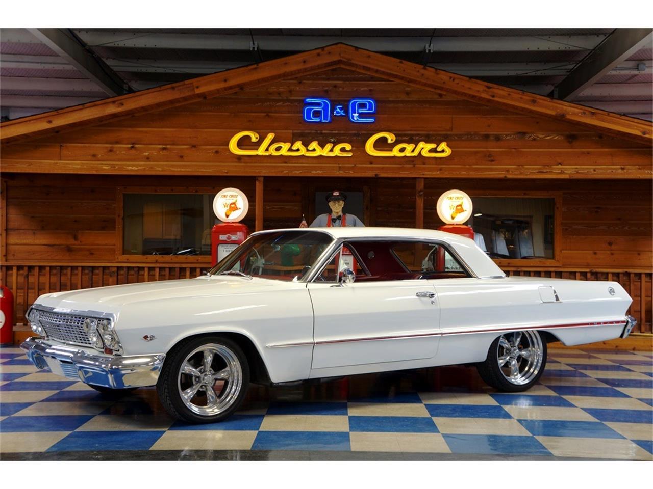 Large Picture of '63 Impala - PSJL