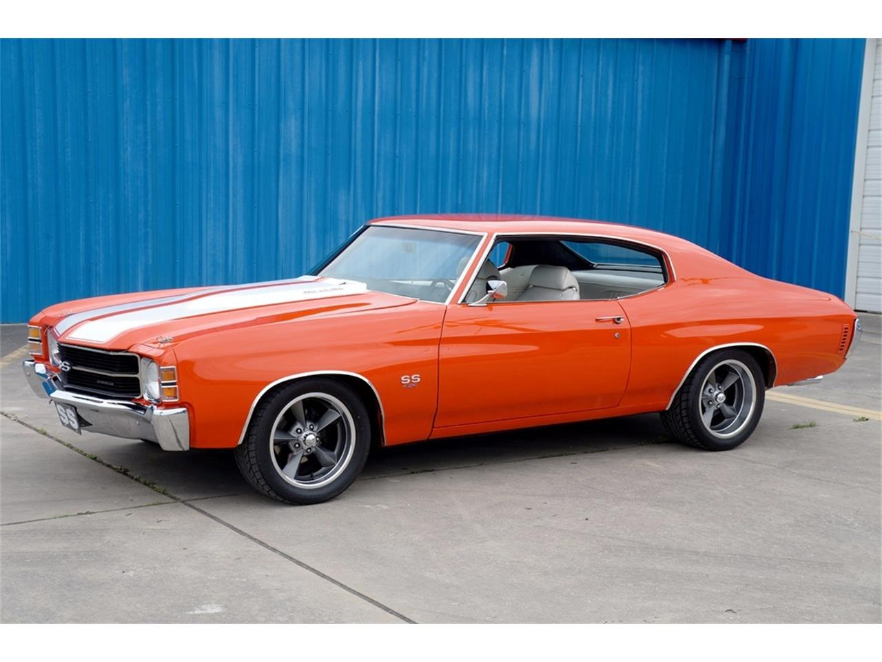 Large Picture of '71 Chevelle - PSJO