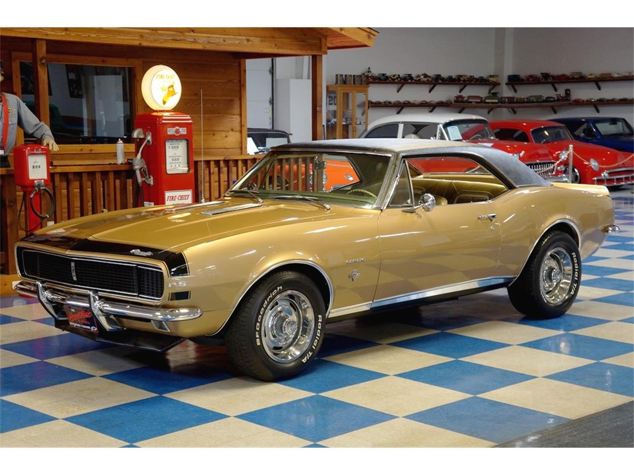 Large Picture of '67 Camaro - PSJQ