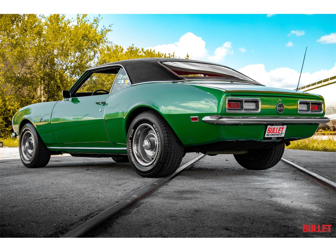Large Picture of '68 Camaro - PSJW