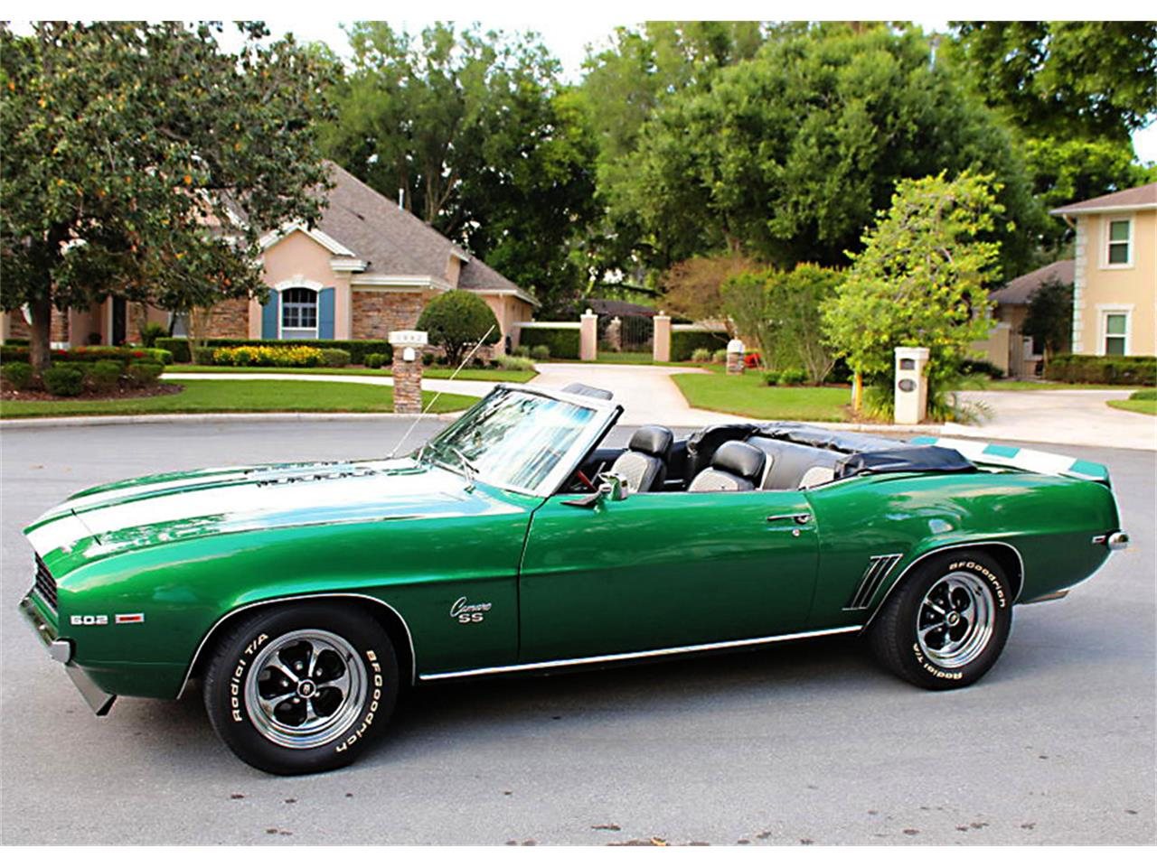 Large Picture of '69 Camaro - PSJY
