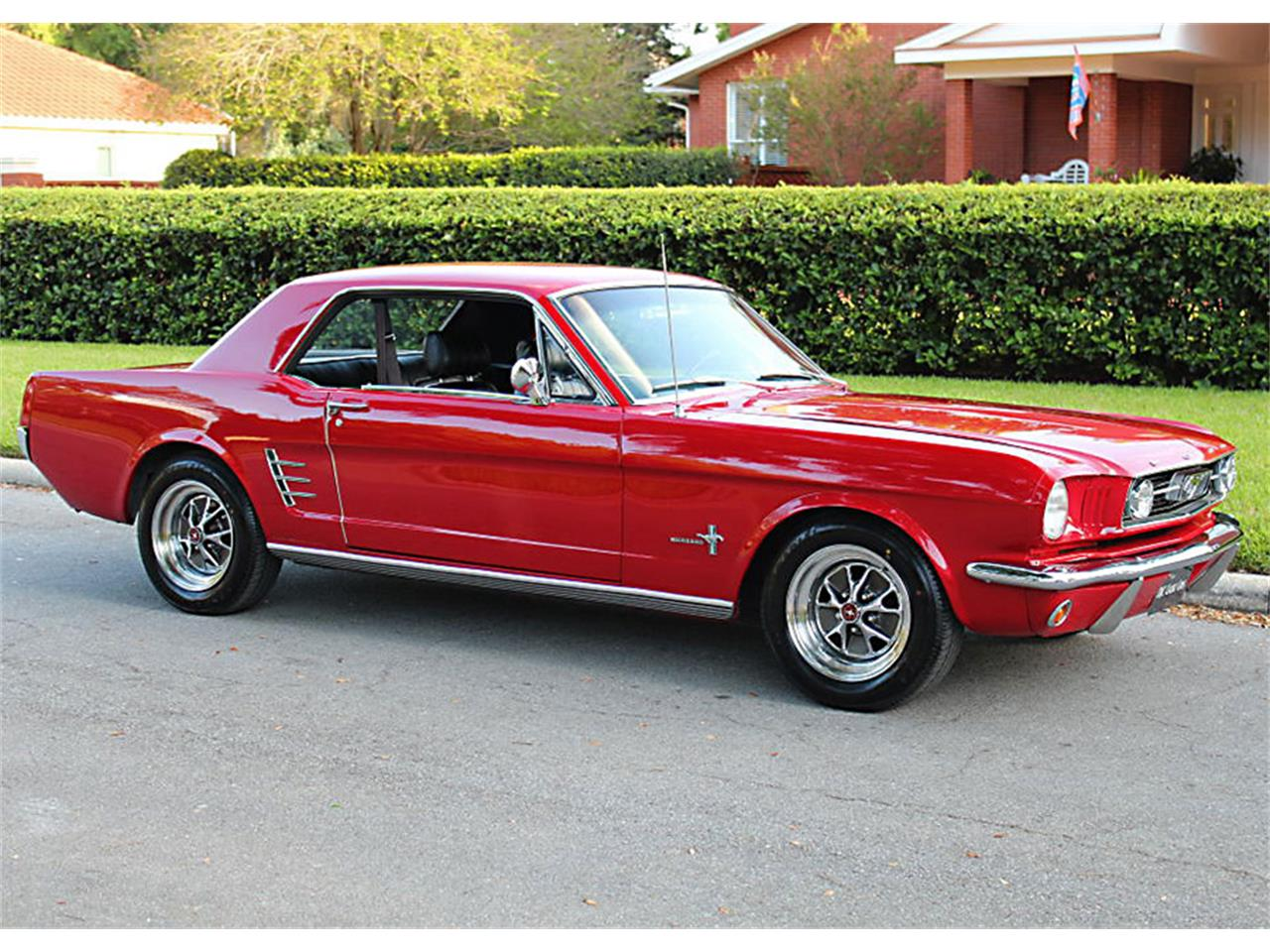 Large Picture of '66 Mustang - PSK0
