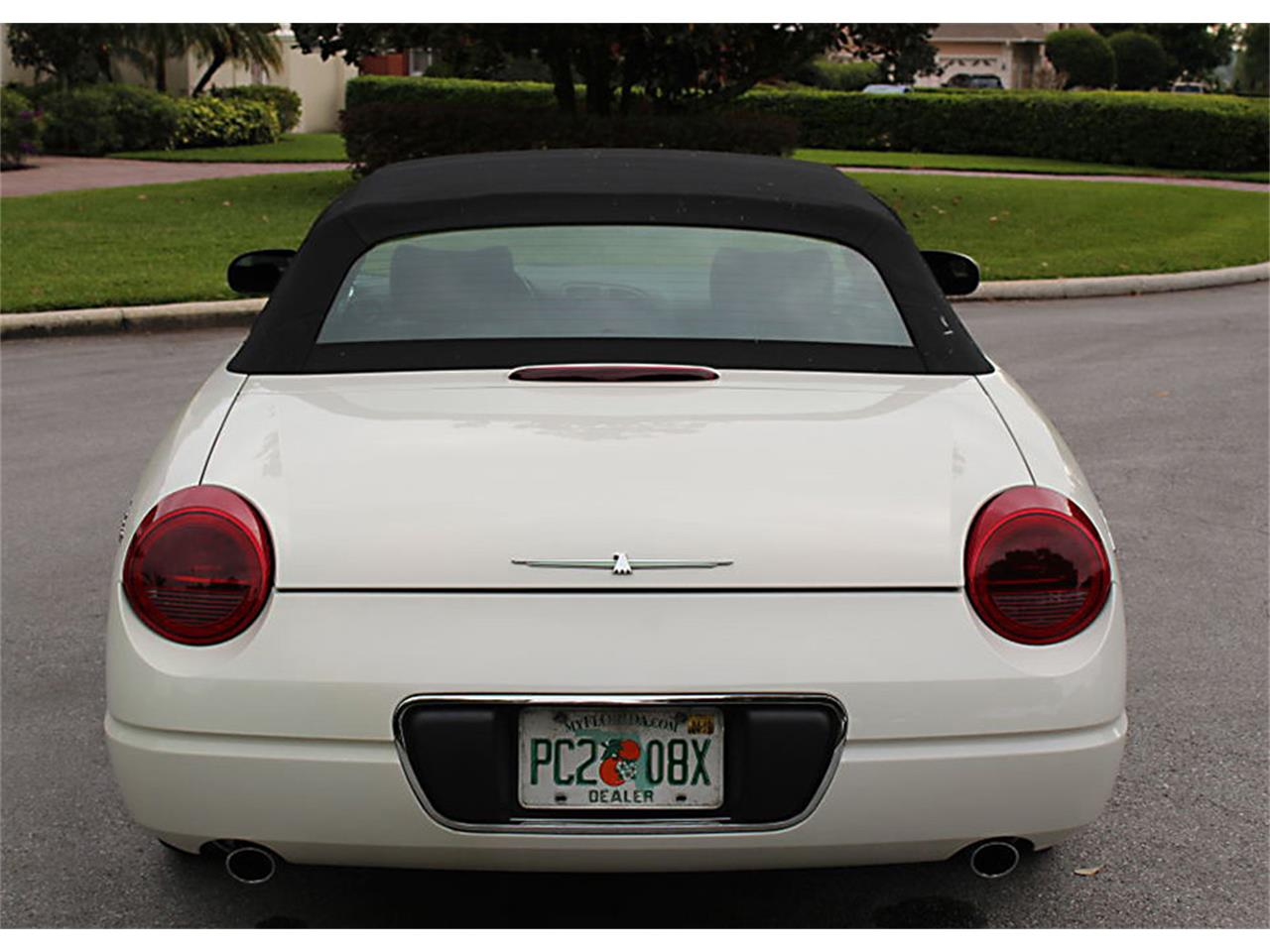 Large Picture of '02 Thunderbird - PSK3