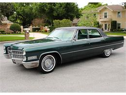 Picture of Classic '66 Cadillac DeVille located in Florida Offered by MJC Classic Cars - PSK6