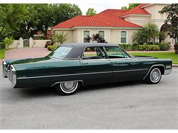 Picture of Classic '66 Cadillac DeVille located in Lakeland Florida Offered by MJC Classic Cars - PSK6