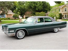 Picture of Classic 1966 DeVille located in Florida - $21,500.00 Offered by MJC Classic Cars - PSK6
