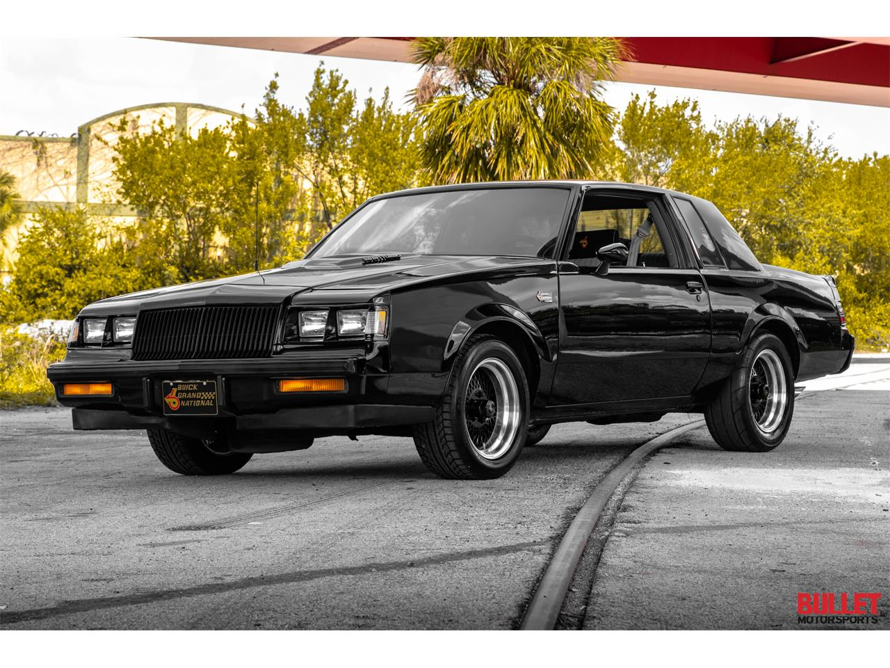 Large Picture of '87 Buick Grand National - $30,550.00 - PSK7