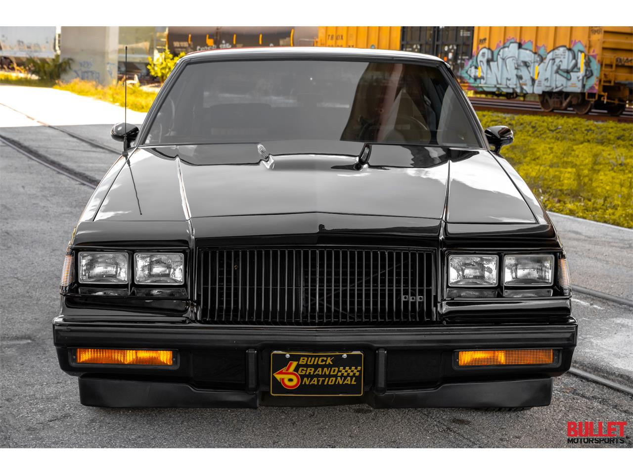 Large Picture of '87 Buick Grand National Offered by Bullet Motorsports Inc - PSK7