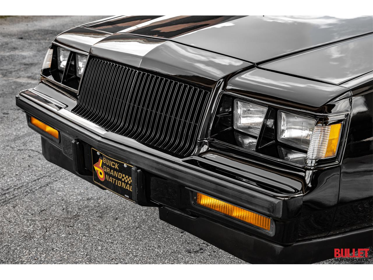 Large Picture of 1987 Grand National located in Fort Lauderdale Florida Offered by Bullet Motorsports Inc - PSK7