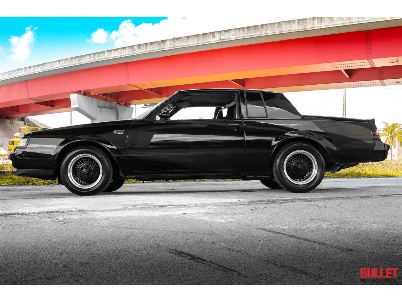 Large Picture of '87 Buick Grand National located in Florida Offered by Bullet Motorsports Inc - PSK7