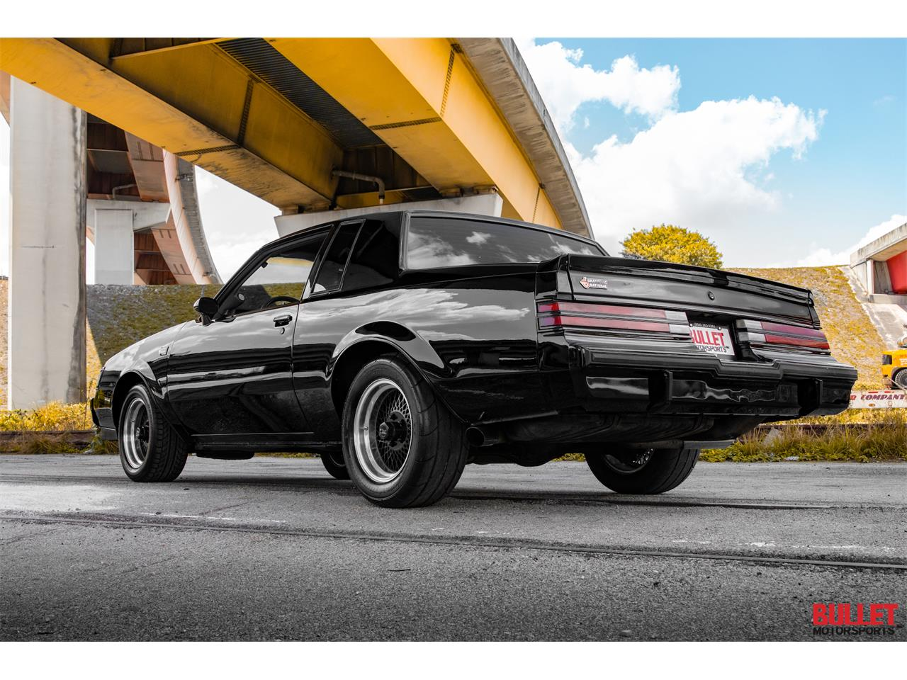 Large Picture of 1987 Buick Grand National located in Fort Lauderdale Florida - PSK7