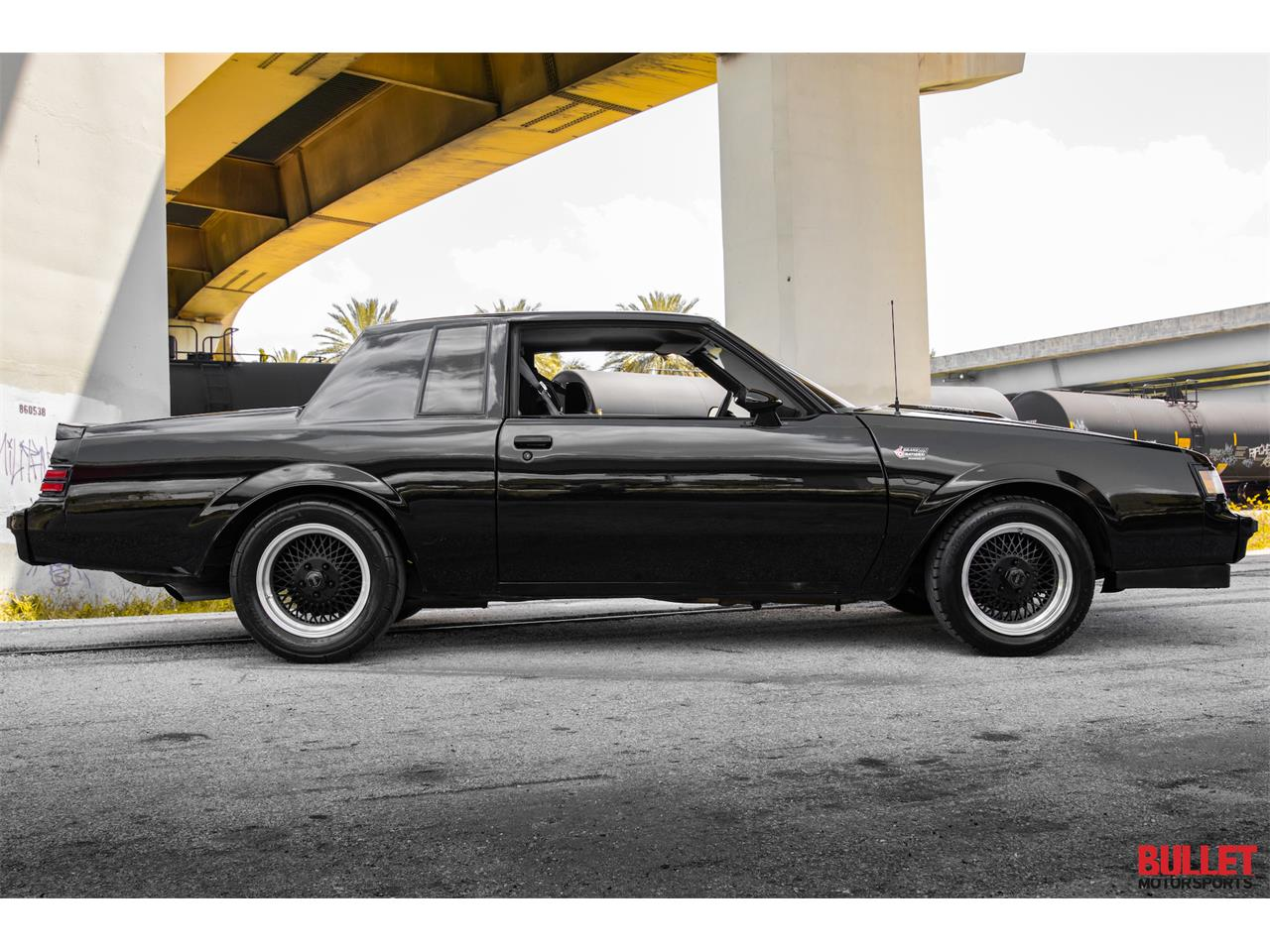 Large Picture of '87 Grand National located in Fort Lauderdale Florida Offered by Bullet Motorsports Inc - PSK7