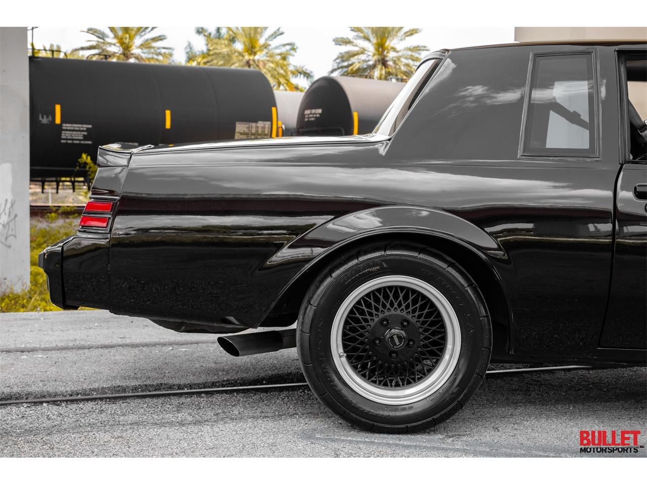 Large Picture of '87 Grand National located in Fort Lauderdale Florida - PSK7