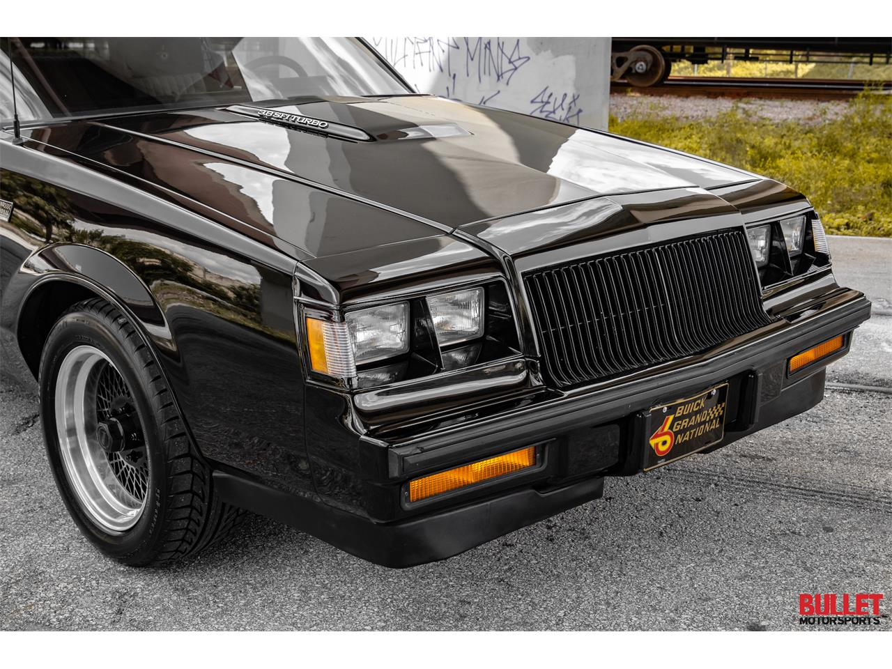 Large Picture of 1987 Buick Grand National located in Florida Offered by Bullet Motorsports Inc - PSK7