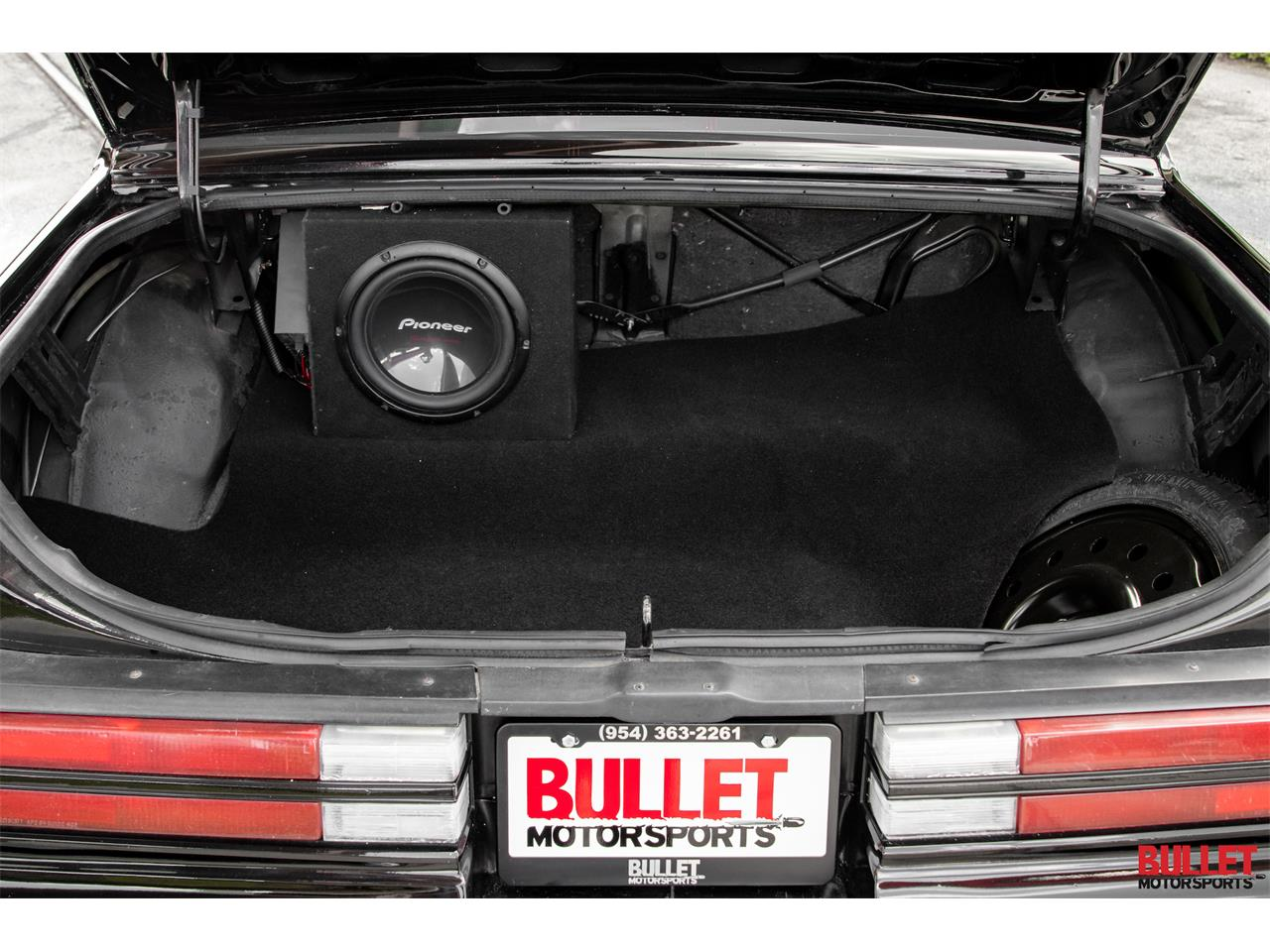 Large Picture of '87 Buick Grand National located in Florida - PSK7