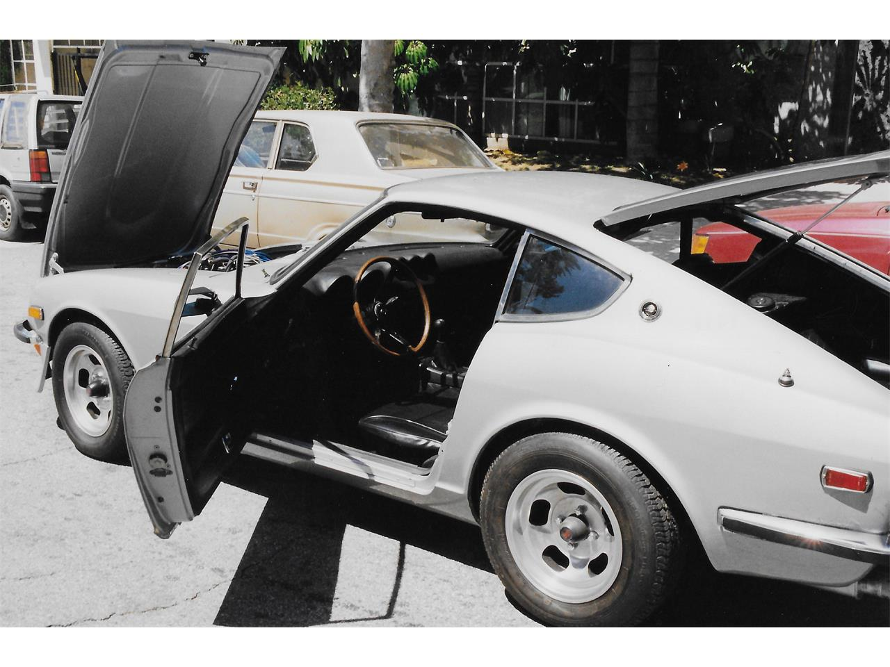 Large Picture of Classic 1973 Datsun 240Z Offered by a Private Seller - PSK9