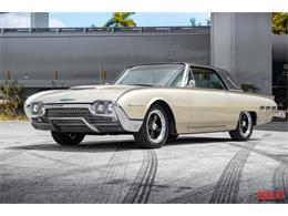 Picture of Classic 1962 Thunderbird located in Fort Lauderdale Florida - $18,450.00 - PSKN