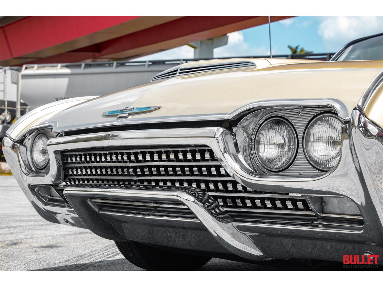 Large Picture of '62 Thunderbird located in Fort Lauderdale Florida Offered by Bullet Motorsports Inc - PSKN