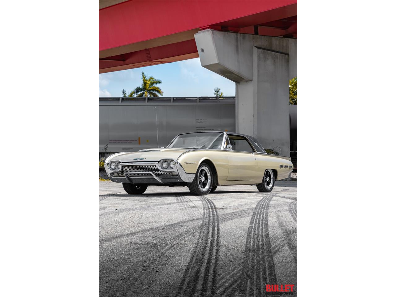 Large Picture of 1962 Thunderbird - PSKN