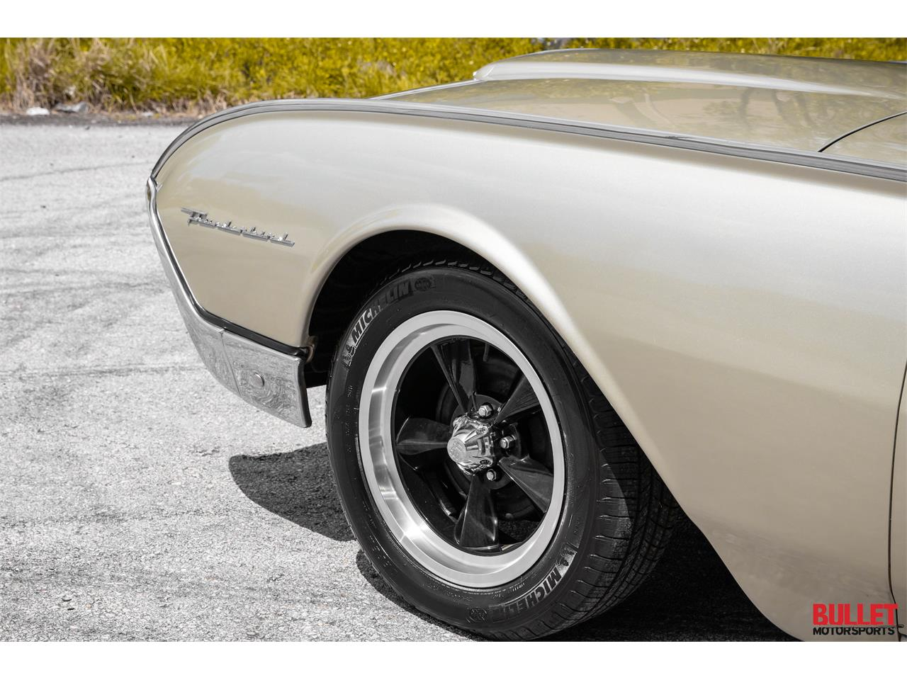Large Picture of '62 Ford Thunderbird Offered by Bullet Motorsports Inc - PSKN