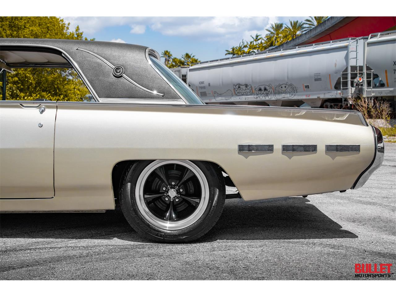 Large Picture of Classic '62 Ford Thunderbird located in Florida - $18,450.00 Offered by Bullet Motorsports Inc - PSKN
