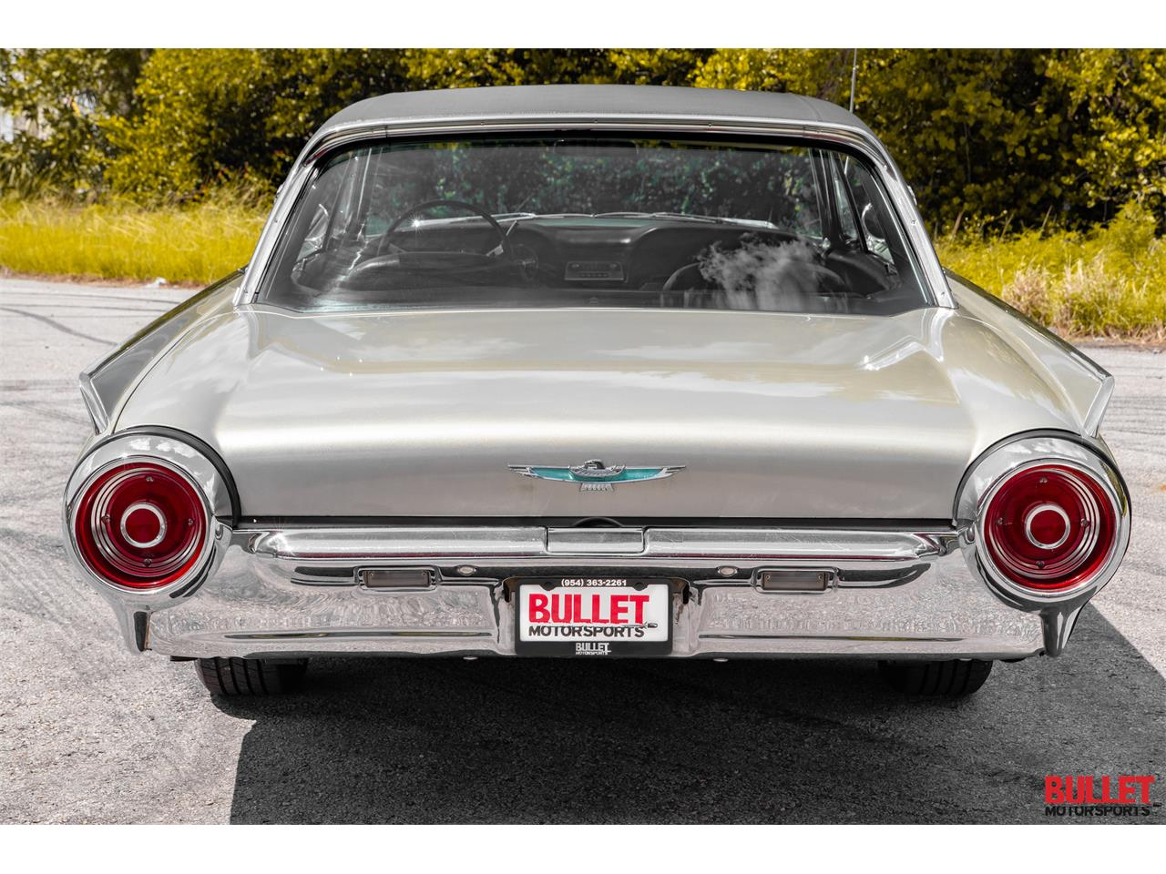Large Picture of '62 Thunderbird located in Fort Lauderdale Florida - $18,450.00 - PSKN
