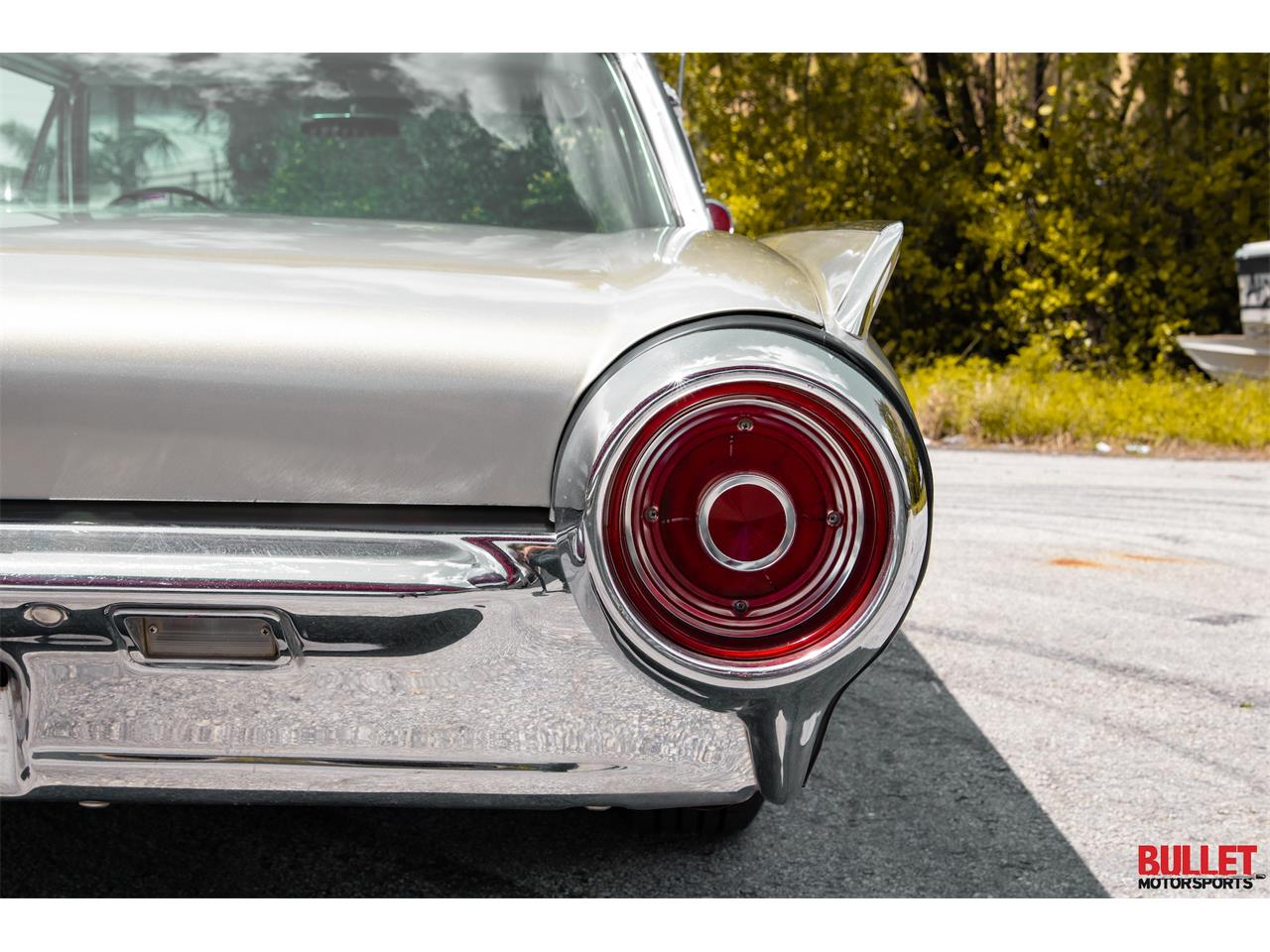 Large Picture of Classic 1962 Thunderbird located in Fort Lauderdale Florida - $18,450.00 - PSKN