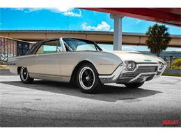 Picture of Classic '62 Ford Thunderbird located in Fort Lauderdale Florida - $18,450.00 Offered by Bullet Motorsports Inc - PSKN
