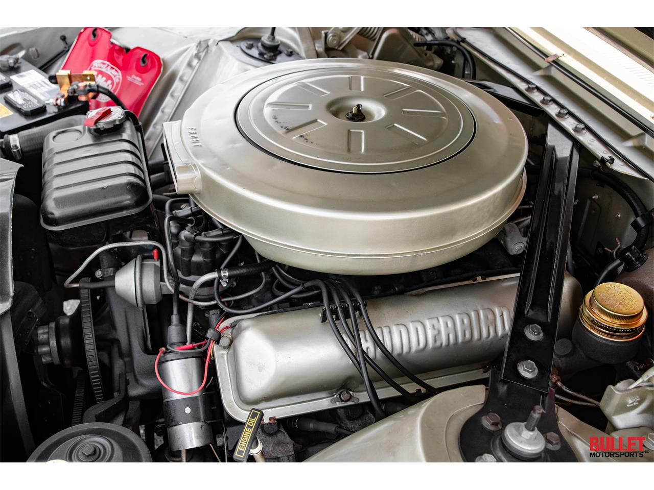 Large Picture of 1962 Ford Thunderbird located in Florida Offered by Bullet Motorsports Inc - PSKN