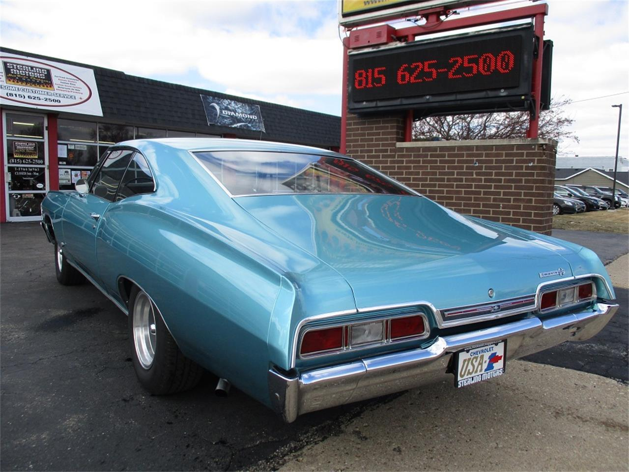 Large Picture of '67 Impala SS - PQ74