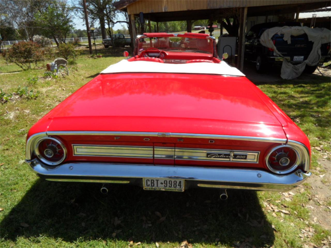 Large Picture of '64 Galaxie 500 - PSOI