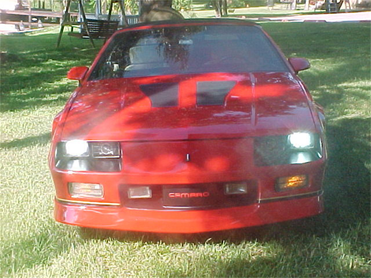 Large Picture of '87 Camaro Z28 - PQ7A