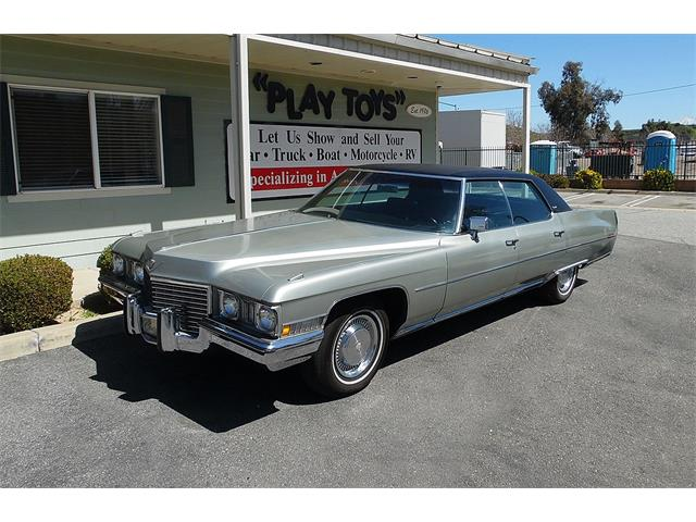 Picture of '72 Cadillac DeVille located in Redlands California - $12,995.00 Offered by  - PSP6