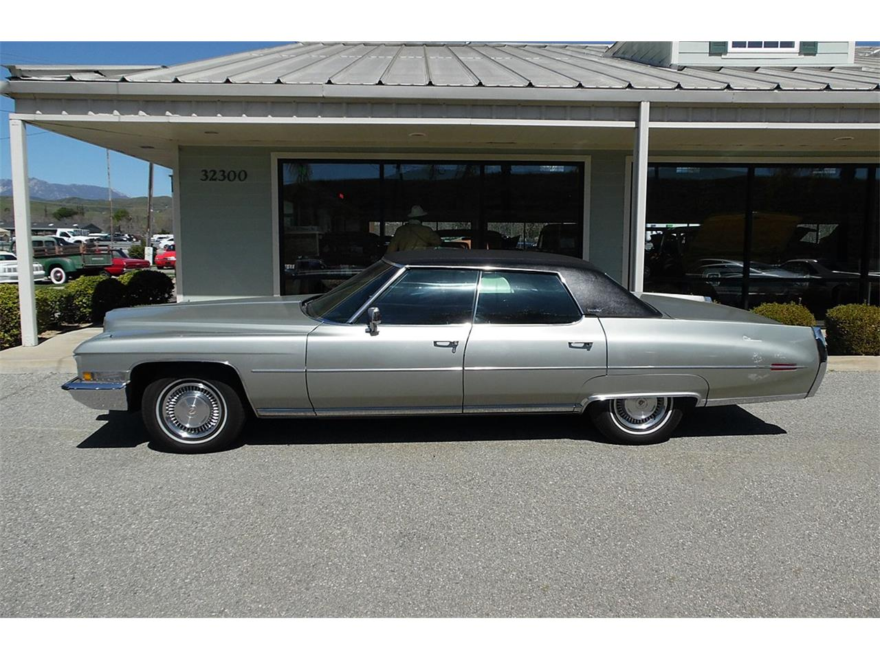 Large Picture of '72 DeVille - PSP6