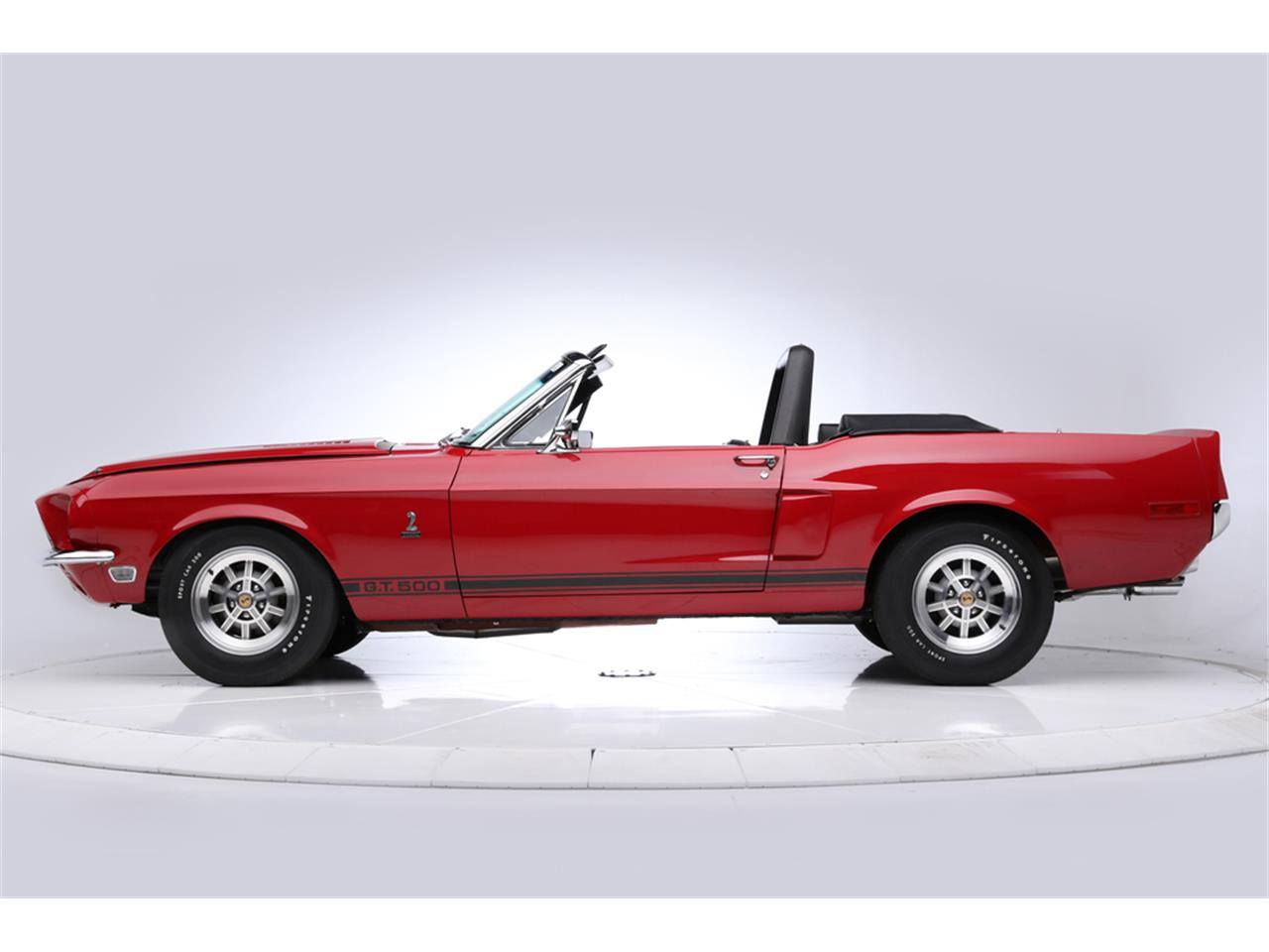 Large Picture of '68 GT500 - PSPA