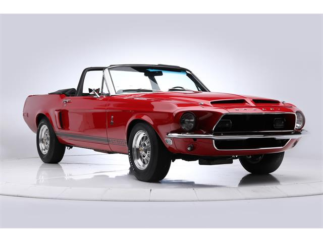 68 Shelby Gt500 >> 1968 Shelby Gt500 For Sale On Classiccars Com On Classiccars Com