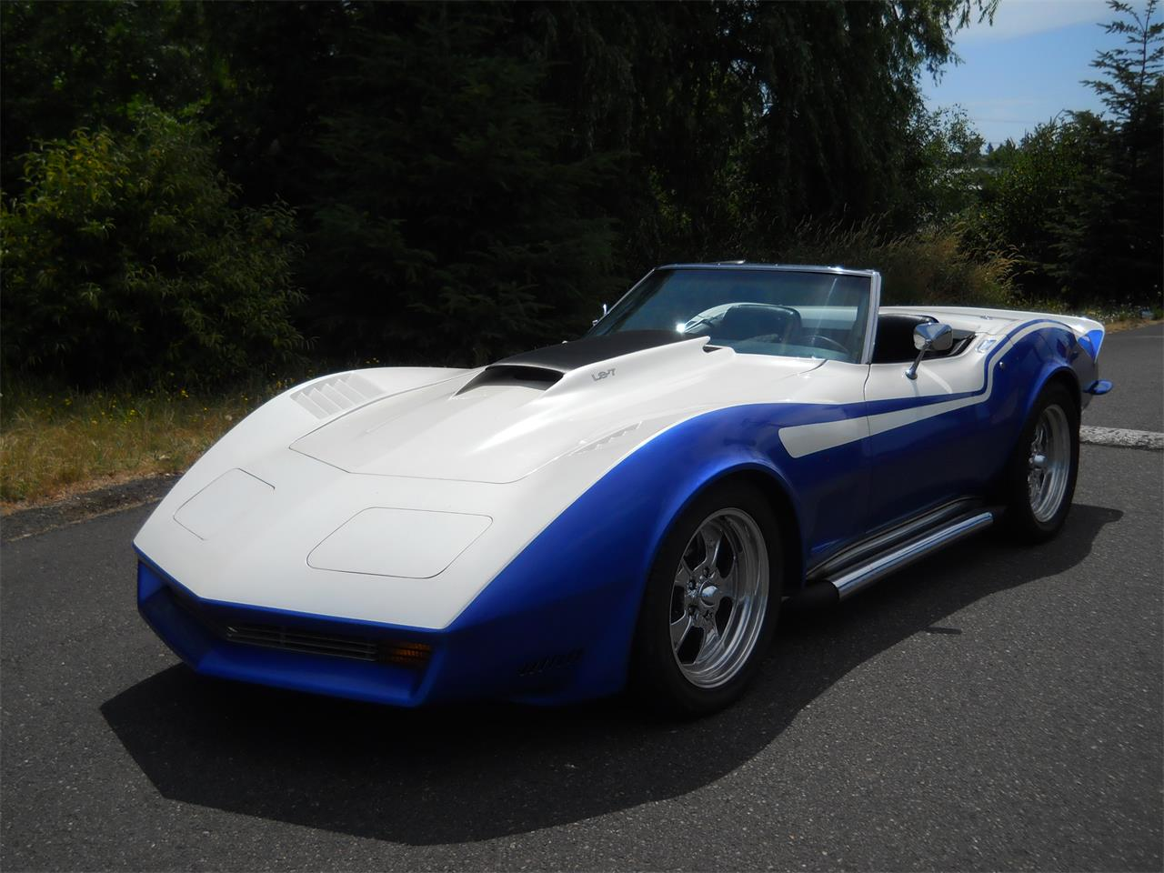 Large Picture of '73 Corvette - PSPB