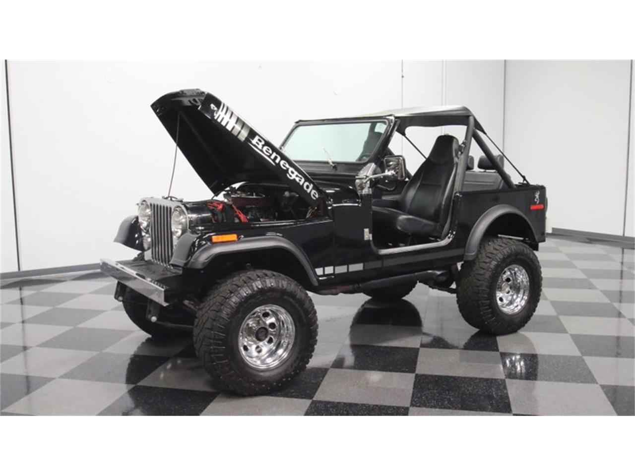 Large Picture of '81 CJ7 - PSPO