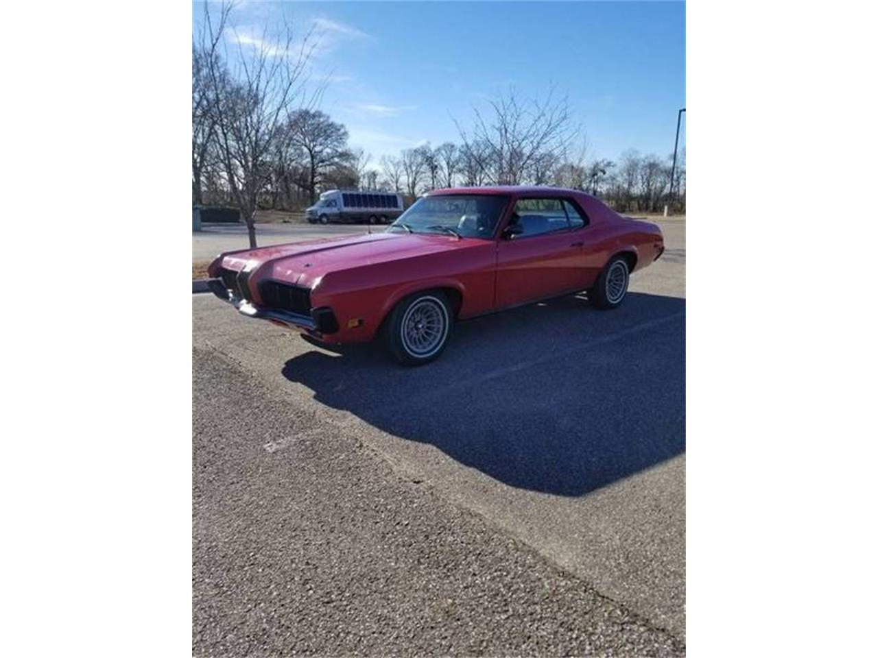 Large Picture of '70 Cougar - PSPU