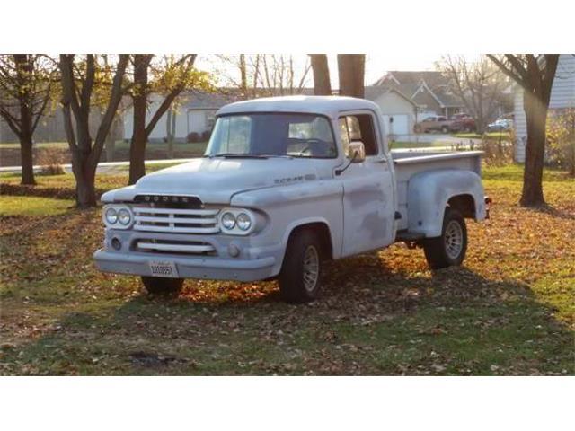 1960 Dodge D100