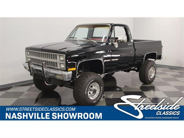 Picture of 1982 K-10 located in Tennessee Offered by  - PSQF